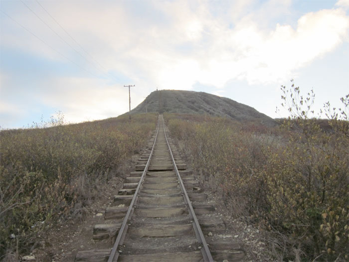 All aboard the Koko Head railroad
